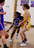 Gallery: Girls Basketball Maple View MS @ Meridian MS (Kent)